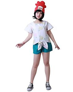 Miccostumes Pokemon Sun and Moon Women Cosplay Costume WL -- Be sure to check out this awesome product-affiliate link.