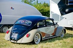 Superb VW Beetle