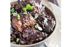 Slow Cooked English Ribs or Spare Ribs (Mishpacha magazine)