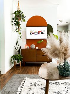 Home Living Room, Living Room Decor, Bedroom Decor, Cheap Home Decor, Diy Home Decor, Decorating On A Budget, Room Paint, Home Decor Accessories, Diy Painting