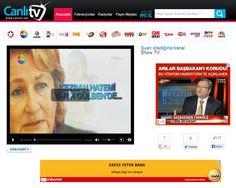 türkiyenin en popüler televizyon kanallarından biri olan show tv kanalını sitemiz üzerinden canlı olarak izleyin http://www.canlitv.net/show-tv-izle.html