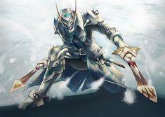 Monster Hunter - Barioth Armor