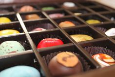 Norman Love Confections: Artistry in Chocolate