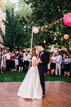 First Dance | Mary Claire Photography | Bridal Musings Wedding Blog 32