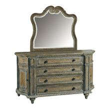 Arabella 4 Drawer Dresser