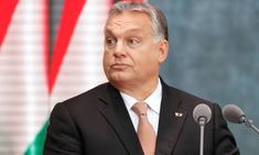 Hungarian Prime Minister Viktor Orban banned gender studies programs at the country's universities. THe US is onboard w/this BS>