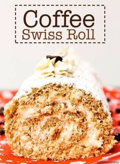 Cupcakelosophy: Brazo de gitano, Swiss Roll, Roulade...