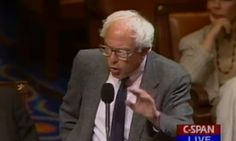Watch Bernie Sanders Demolish A Republican Over 'Homos In The Military'