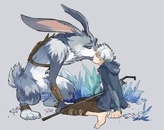 thebumblebunny:  sangatsugotsuki:  It seems I'm having bunnyfrost times. But aren't they amazingly cute?  very much like the warrior rabbits i will use at World'sEnd to battle weasel formations.