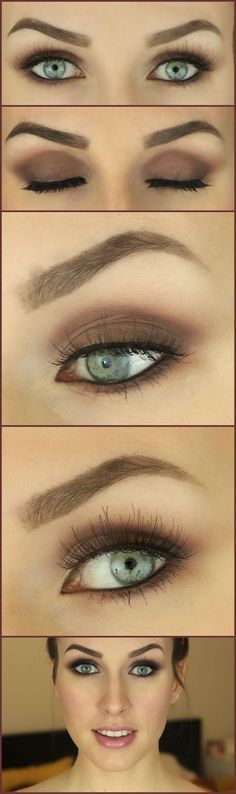 Plum Smokey Eye with the Naked3 Palette