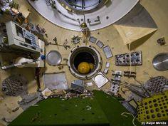 Os tristes restos do programa espacial soviético