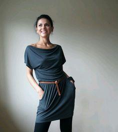Prachtige jurk!