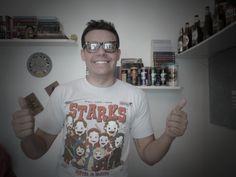 Editorial Comportamento - O universo pessoal do Geek