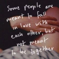 Some People Are Meant To Fall In Love Pictures, Photos, and Images for Facebook, Tumblr, Pinterest, and Twitter