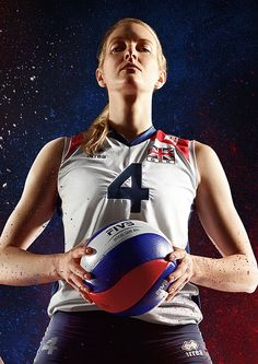 GB Olympic Volleyball Team on Behance