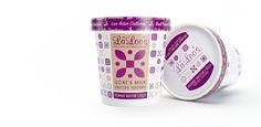 La Loo's : Frozen Yogurt Packaging