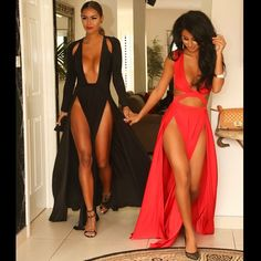 """""""@jilahaminii @dominiqueletoullec #abyssbyabby Gowns"""""""