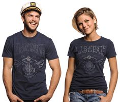 sevenly t-shirts that donate a portion of each sale to charity. pretty cool!