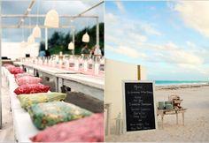 Bodas en la playa #BeachWedding #love #eventos #celebraciones #Bodas