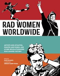 Featuring an array of diverse figures from Hatshepsut (the great female king who ruled Egypt peacefully for two decades) and Malala Yousafzi (the youngest person to win the Nobel Peace Prize) to Poly Styrene (legendary teenage punk and lead singer of X-Ray Spex) and Liv Arnesen and Ann Bancroft (polar explorers and the first women to cross Antarctica), this progressive and visually arresting book is a compelling addition to women's history.