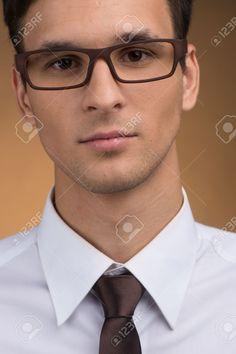 8fa292e9b05 Stock Photo. Men EyeglassesYellow ...