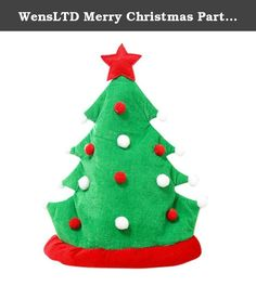 WensLTD Merry Christmas Party Santa Claus Hats Xmas Cap Shinning Paillette (Green). 100% brand new and high quality. Quantity:1PC Material:Cotton Blend Size:40cmX30cm/15.8X11.8 Reusable, made from felt, can be washed and air dry. This product can also be used as a beautiful ornament on your cupboard The Santa Pants Treat Bag is great for that Holiday Party or for your own home during the Christmas Holiday. Note: Due to the difference between different monitors, the picture may not reflect...