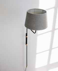 Add elegant sophistication to your home with Tier. Our adjustable wall mounted light, with your choice of grey or natural shade, has swing arm action. Shop now at Olive & the Fox. Bedside Lighting, Bedside Lamp, Things To Think About, Things To Come, I Love Lamp, Wall Mounted Light, Natural Linen, Floor Lamp, Light Bulb