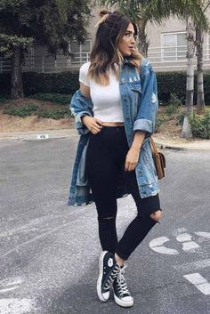 Every girl is looking for cute school outfits this fall. Teens pre-teens School # # school spring # Casuales # juvenile # # young men # cute # fashion Outfits 2019 Outfits casual Outfits for mom Mode Outfits, Jean Outfits, Skirt Outfits, Fall Outfits, Summer Outfits, Chic Outfits, Formal Outfits, Hiking Outfits, Black Outfits