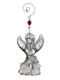 2012 Waterford Lismore Angel Ornament #christmas tree decoration