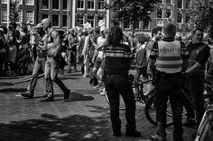 Politie op Pride