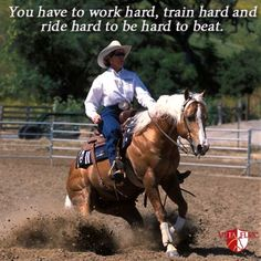 You have to work hard, train hard and ride hard to be hard to beat. #motivation #horse #horses #equestrian #showjumping #eventing #dressage