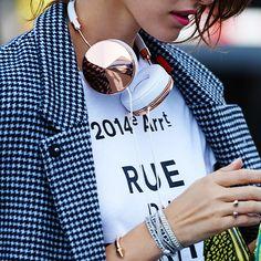 #headphones #fashion