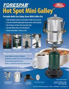 Hot Spot Mini Gallery Portable