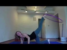 This is exactly why I need more yoga in my life Foot hooping for beginners to advanced hoopers
