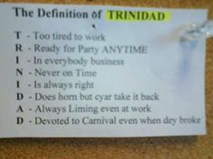 Lol... Eh eh doe diss we. We not that bad!!!