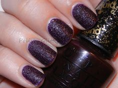 Polish. Glitter. Rock & Roll!: OPI Bond Girls Liquid Sand Collection Vesper