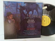 FRANK SINATRA point of no return, SM 1676 - SOUNTRACKS, COMEDY, POP, VARIOUS ARTISTS, MISC. #LP Heads, #BetterOnVinyl, #Vinyl LP's