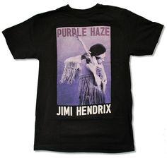 "JIMI HENDRIX ""GUITAR"" BLACK T-SHIRT NEW OFFICIAL PORTRAIT PURPLE HAZE ADULT of t shirt #Affiliate"