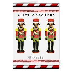 Dog Christmas Holiday Cards