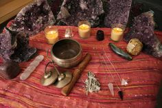 Space Clearing Crystal Resin, Resins, Rocks, Crystals, Space, Ethnic Recipes, Food, Floor Space, Essen