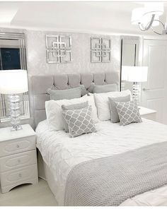 21 Stunning Grey And Silver Bedroom Ideas Bedrooms 21st
