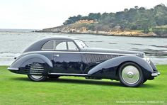 1938 Alfa Romeo 8C 2900B Touring Berlinetta Speciale