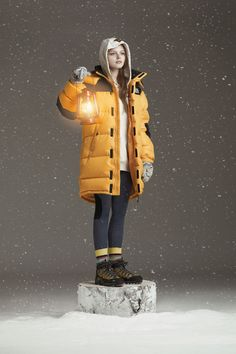 North Face White Label for South Korea - Swipe Life 5