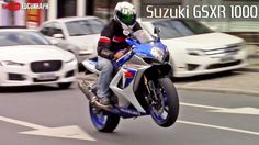 Suzuki GSXR 1000 Two Brothers 4x1 Exhaust - BIKERS GARAGE #07