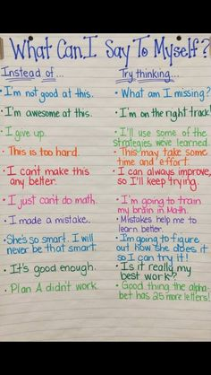 Changing the conversation with your students