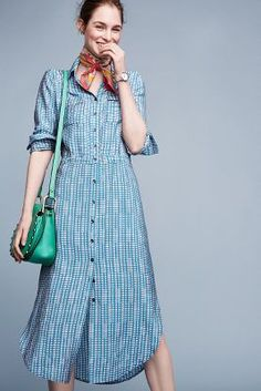 Maeve midi dress at anthropologie