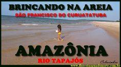 Amazônia - Festa - Brincando na Areia - Celcoimbra - FAN