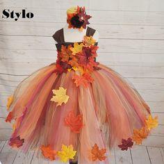 Beautiful Full Length Fall Tulle Dress Dress Description:  Beautiful Full length…
