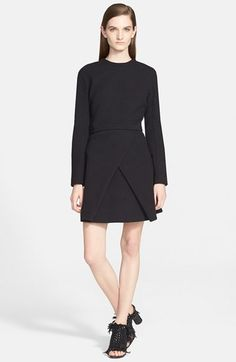 Proenza Schouler Pleat Detail Suiting Dress available at #Nordstrom