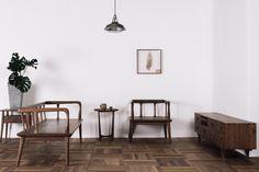 多人禅椅 梵几·家具品牌 fnji furniture online shop